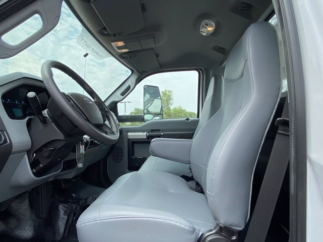 2021 Ford F-650 Regular Cab DRW RWD, Scelzi SFB Platform Body #MDF04857 - photo 12