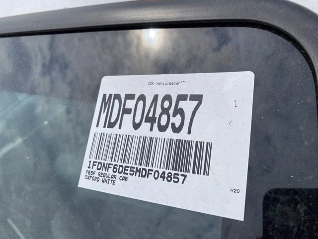 2021 Ford F-650 Regular Cab DRW RWD, Scelzi SFB Platform Body #MDF04857 - photo 15