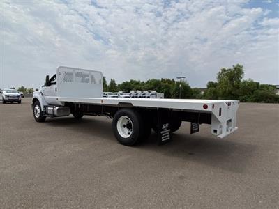 2021 Ford F-650 Regular Cab DRW RWD, Scelzi SFB Platform Body #MDF04857 - photo 7