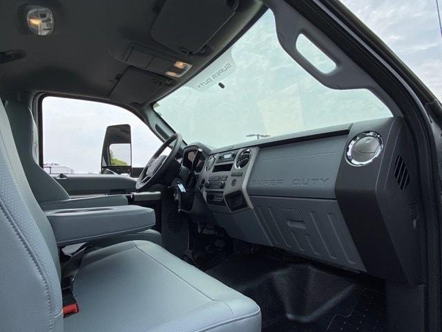2021 Ford F-650 Regular Cab DRW RWD, Scelzi SFB Platform Body #MDF04859 - photo 8