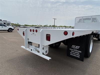 2021 Ford F-650 Regular Cab DRW RWD, Scelzi SFB Platform Body #MDF04859 - photo 7