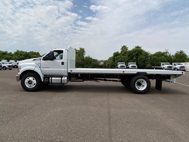 2021 Ford F-650 Regular Cab DRW RWD, Scelzi SFB Platform Body #MDF04860 - photo 5