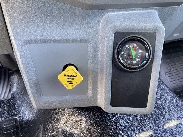 2021 Ford F-750 Regular Cab DRW 4x2, Scelzi SFB Platform Body #MDF06811 - photo 17