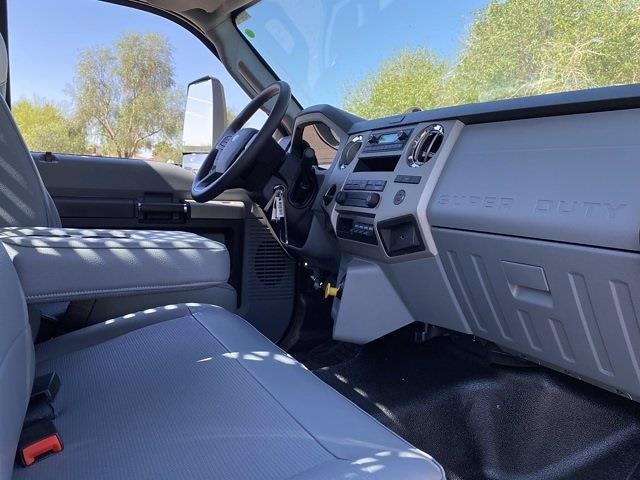 2021 Ford F-750 Regular Cab DRW 4x2, Scelzi SFB Platform Body #MDF07739 - photo 9