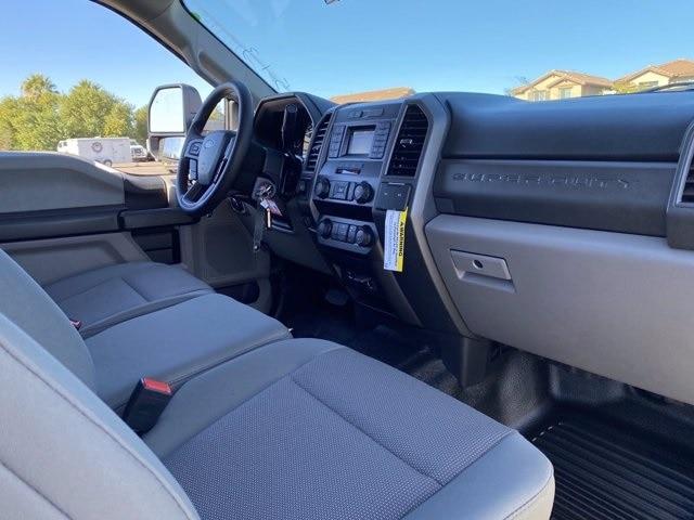 2021 Ford F-550 Crew Cab DRW 4x4, Royal Platform Body #MEC14813 - photo 9