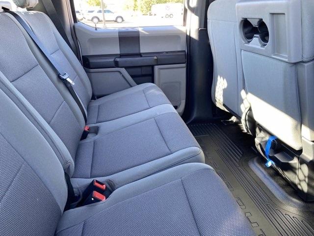 2021 Ford F-550 Crew Cab DRW 4x4, Royal Platform Body #MEC14813 - photo 11
