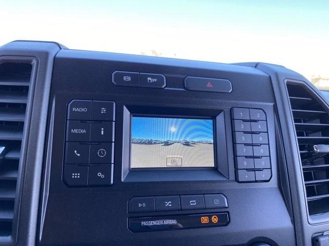2021 Ford F-550 Crew Cab DRW 4x4, Royal Platform Body #MEC14813 - photo 19