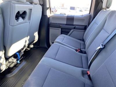 2021 Ford F-550 Crew Cab DRW 4x4, Royal Platform Body #MEC14813 - photo 12