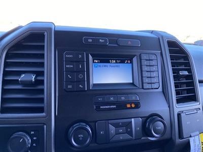 2021 Ford F-550 Crew Cab DRW 4x4, Royal Platform Body #MEC14813 - photo 17