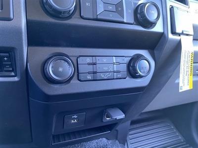 2021 Ford F-550 Crew Cab DRW 4x4, Royal Platform Body #MEC14813 - photo 18