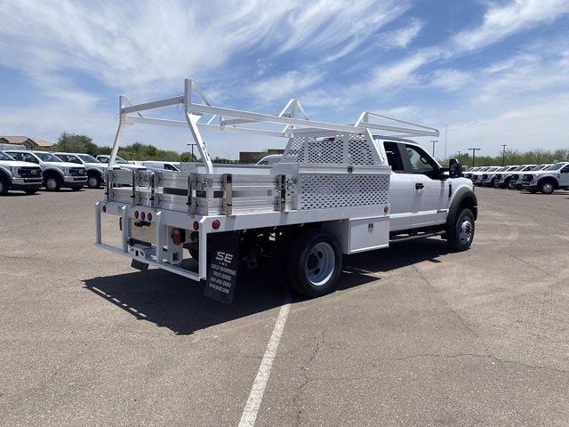 2021 Ford F-450 Super Cab DRW 4x4, Royal Truck Body Cab Chassis #MEC14820 - photo 1