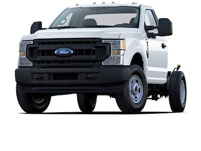 2021 Ford F-350 Regular Cab 4x2, Cab Chassis #MEC23359 - photo 1