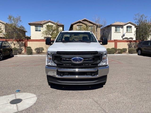 2021 Ford F-350 Regular Cab DRW 4x4, Cab Chassis #MEC71596 - photo 3