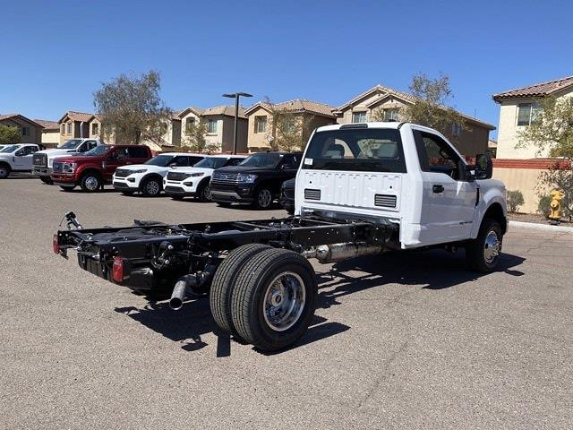 2021 Ford F-350 Regular Cab DRW 4x4, Cab Chassis #MEC71596 - photo 2