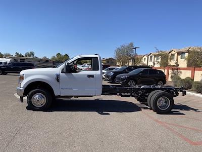 2021 Ford F-350 Regular Cab DRW 4x4, Cab Chassis #MEC71596 - photo 5