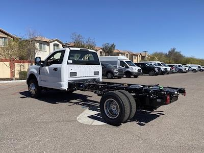 2021 Ford F-350 Regular Cab DRW 4x4, Cab Chassis #MEC71596 - photo 7