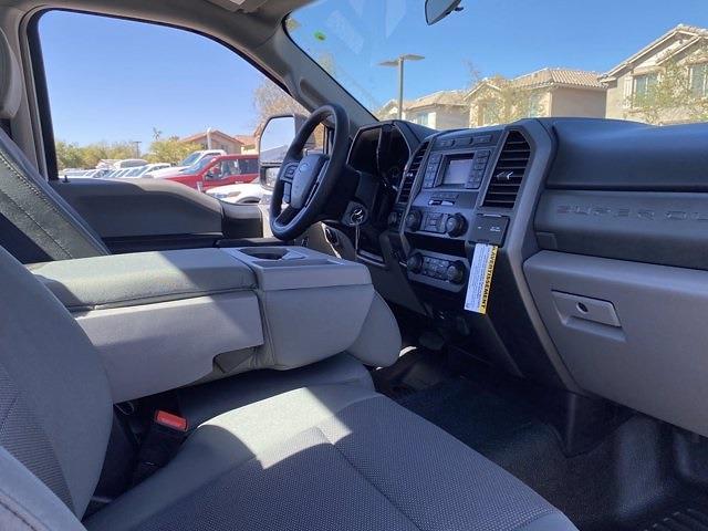 2021 Ford F-350 Regular Cab DRW 4x4, Cab Chassis #MEC71597 - photo 10