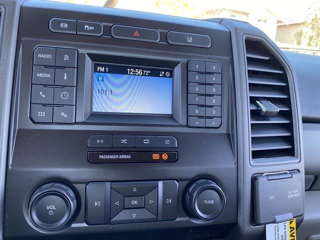 2021 Ford F-350 Regular Cab DRW 4x4, Cab Chassis #MEC71597 - photo 16