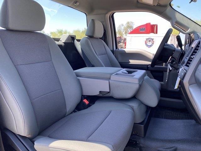 2021 Ford F-350 Regular Cab DRW 4x4, Cab Chassis #MEC71598 - photo 10