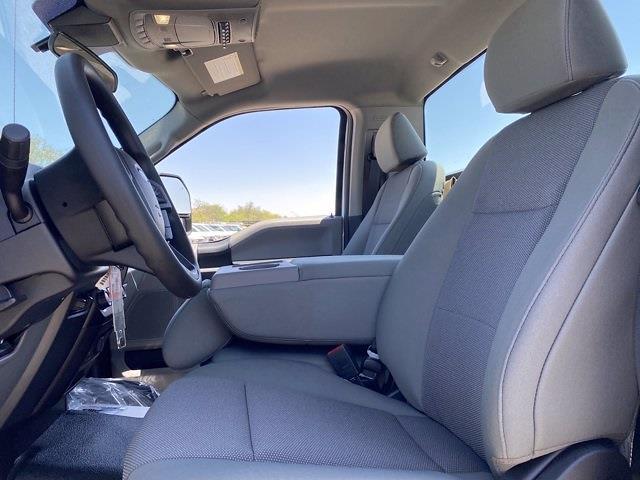 2021 Ford F-350 Regular Cab DRW 4x4, Cab Chassis #MEC71598 - photo 15