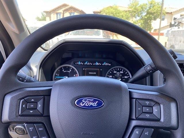 2021 Ford F-350 Regular Cab DRW 4x4, Cab Chassis #MEC71598 - photo 19