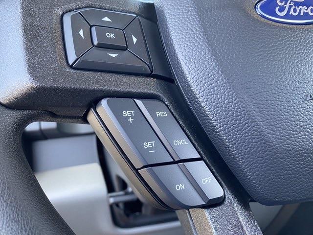 2021 Ford F-350 Regular Cab DRW 4x4, Cab Chassis #MEC71598 - photo 21