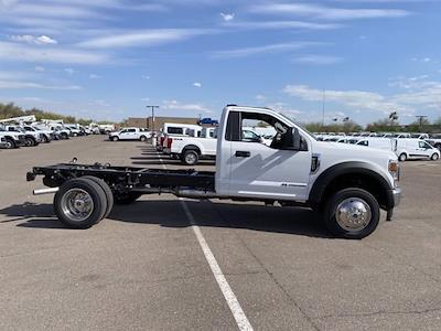 2021 Ford F-450 Regular Cab DRW 4x2, Cab Chassis #MEC71600 - photo 4