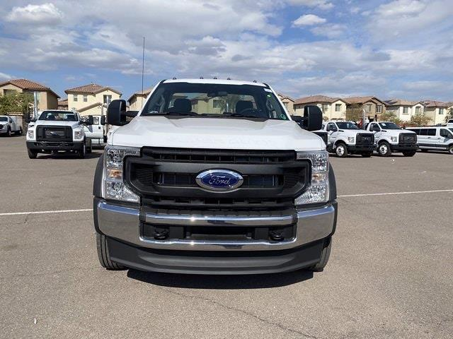 2021 Ford F-450 Regular Cab DRW 4x4, Cab Chassis #MEC71608 - photo 3