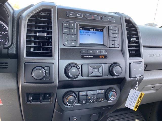 2021 Ford F-450 Regular Cab DRW 4x4, Cab Chassis #MEC71609 - photo 15