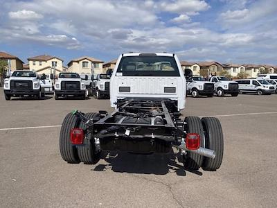 2021 Ford F-450 Regular Cab DRW 4x4, Cab Chassis #MEC71610 - photo 8