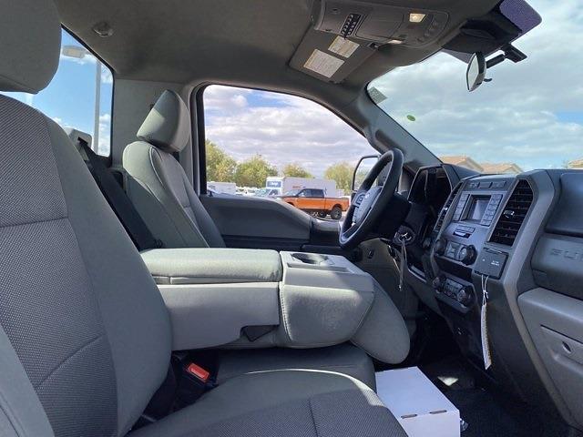 2021 Ford F-450 Regular Cab DRW 4x4, Cab Chassis #MEC71611 - photo 11