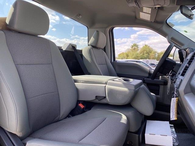 2021 Ford F-450 Regular Cab DRW 4x4, Cab Chassis #MEC71612 - photo 9