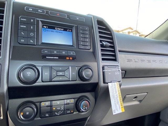 2021 Ford F-450 Regular Cab DRW 4x4, Cab Chassis #MEC71614 - photo 17