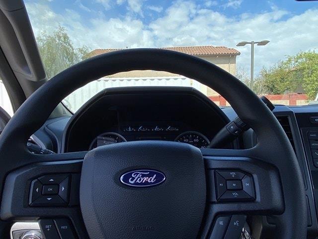 2021 Ford F-450 Regular Cab DRW 4x4, Cab Chassis #MEC71614 - photo 20