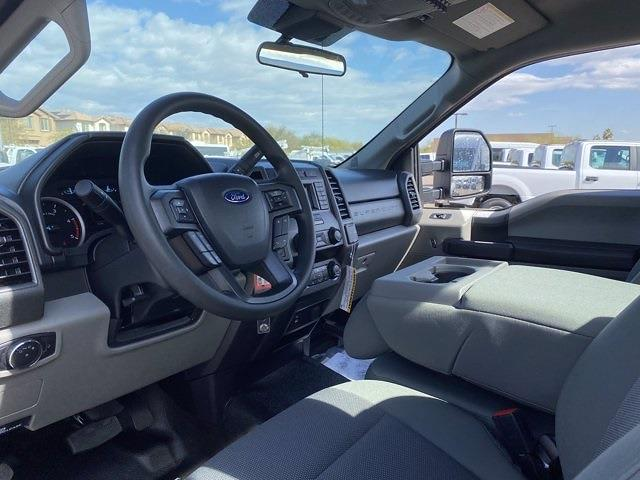 2021 Ford F-550 Regular Cab DRW 4x2, Cab Chassis #MEC71622 - photo 12