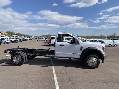 2021 Ford F-550 Regular Cab DRW 4x4, Cab Chassis #MEC71624 - photo 4
