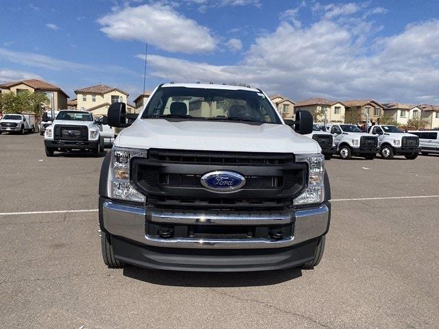 2021 Ford F-550 Regular Cab DRW 4x4, Cab Chassis #MEC71625 - photo 3