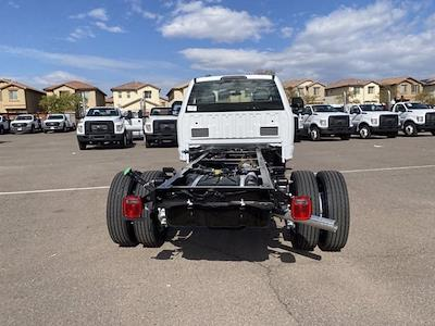 2021 Ford F-550 Regular Cab DRW 4x4, Cab Chassis #MEC71625 - photo 8