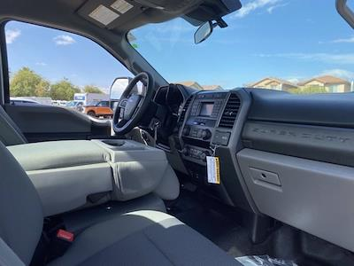 2021 Ford F-550 Regular Cab DRW 4x4, Cab Chassis #MEC71626 - photo 10