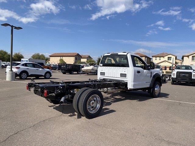 2021 Ford F-550 Regular Cab DRW 4x4, Cab Chassis #MEC71628 - photo 2