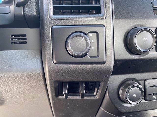 2021 Ford F-550 Regular Cab DRW 4x4, Cab Chassis #MEC71629 - photo 18