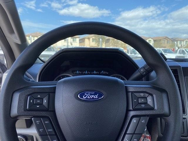 2021 Ford F-550 Regular Cab DRW 4x4, Cab Chassis #MEC71630 - photo 20