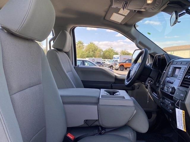 2021 Ford F-450 Crew Cab DRW 4x2, Cab Chassis #MEC71633 - photo 11