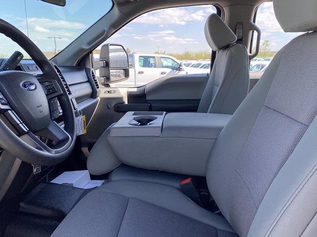 2021 Ford F-450 Crew Cab DRW 4x2, Cab Chassis #MEC71635 - photo 15