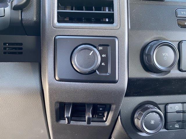2021 Ford F-450 Crew Cab DRW 4x4, Cab Chassis #MEC71645 - photo 20