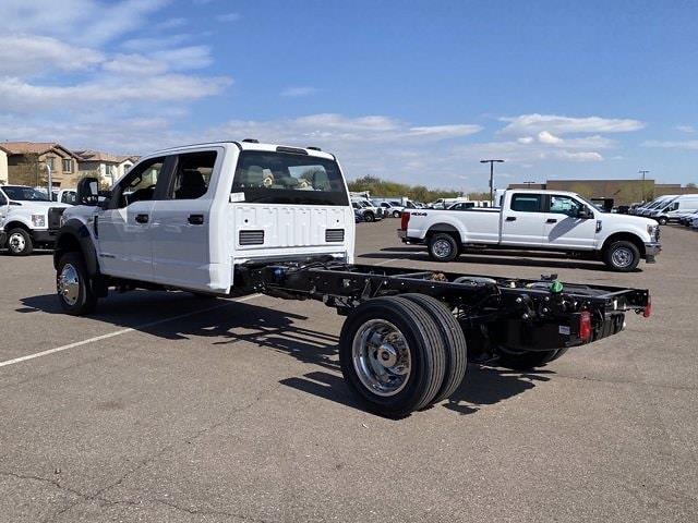 2021 Ford F-450 Crew Cab DRW 4x4, Cab Chassis #MEC71645 - photo 7