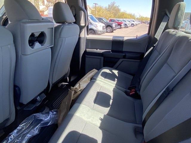 2021 Ford F-550 Crew Cab DRW 4x2, Cab Chassis #MEC71647 - photo 13