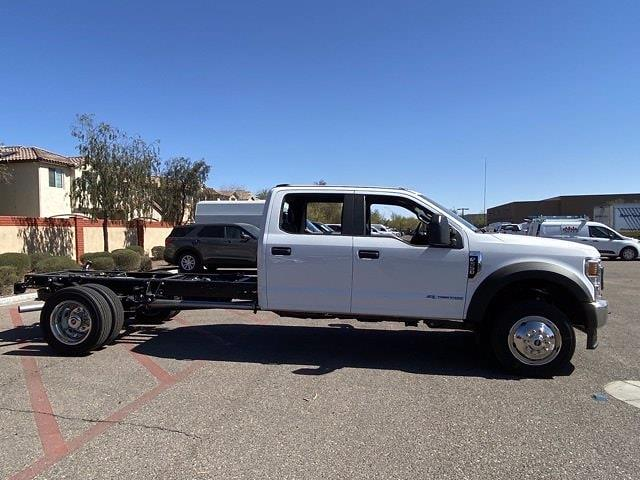 2021 Ford F-550 Crew Cab DRW 4x2, Cab Chassis #MEC71647 - photo 4