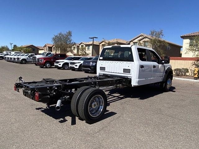 2021 Ford F-550 Crew Cab DRW 4x2, Cab Chassis #MEC71647 - photo 2