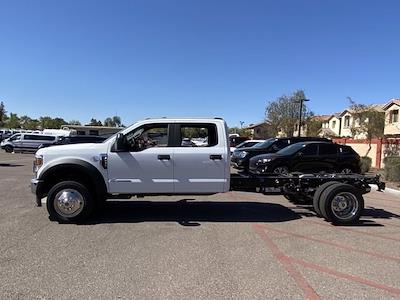 2021 Ford F-550 Crew Cab DRW 4x2, Cab Chassis #MEC71647 - photo 5